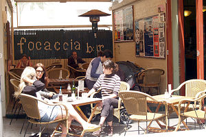 Focaccia Bar - Pubs and Clubs