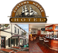 Customs House Hotel - Pubs and Clubs