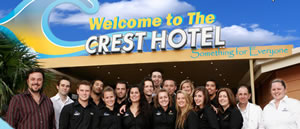 The Crest Hotel Sylvania - Pubs and Clubs