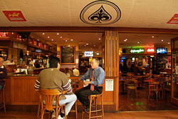 Aces Bar and Bistro - Pubs and Clubs