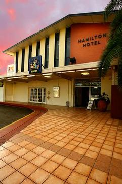 Hamilton Hotel - Pubs and Clubs