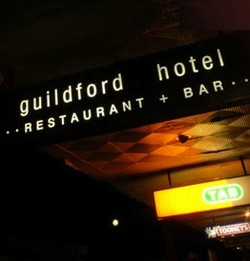 Guildford Hotel - Pubs and Clubs