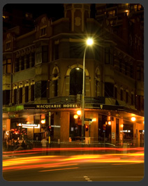 Macquarie Boutique Hotel - Pubs and Clubs