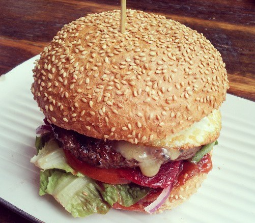 Grill'd Healthy Burgers - Pubs and Clubs