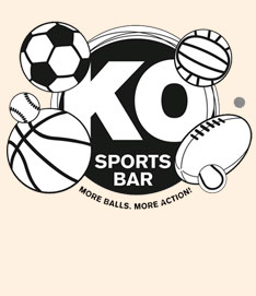 The KO Sports Bar - Pubs and Clubs