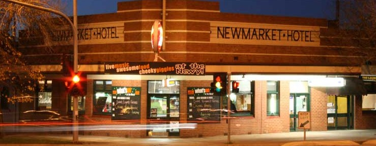 The Newmarket Hotel - Pubs and Clubs