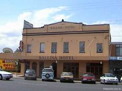 Ballina Hotel - Pubs and Clubs