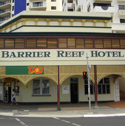 The Barrier Reef Hotel - Pubs and Clubs