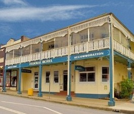 Federal Hotel Bellingen - Pubs and Clubs