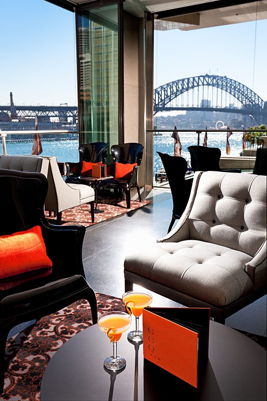 ECQ Bar - Pullman Quay Grand Sydney Harbour - Pubs and Clubs