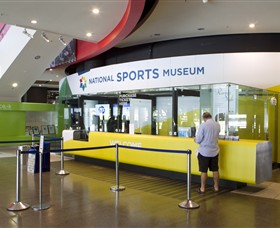 National Sports Museum At The MCG - Pubs and Clubs