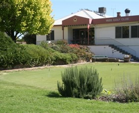 The Yass Golf Club - Pubs and Clubs