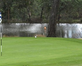 Hepburn Springs Golf Club - Pubs and Clubs
