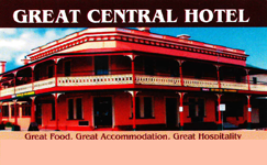 Great Central Hotel - Pubs and Clubs