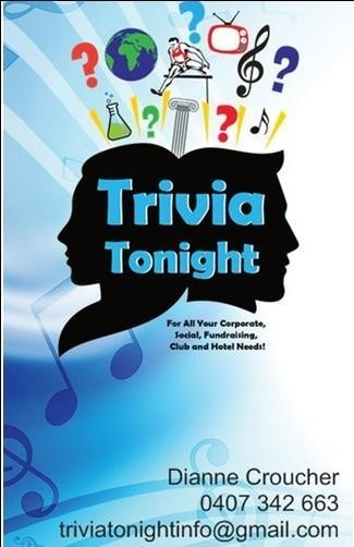 Trivia Tonight - Pubs and Clubs