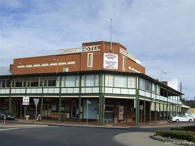 Imperial Hotel Coonabarabran - Pubs and Clubs