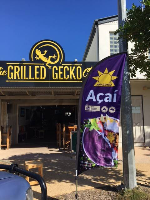 The Grilled Gecko Cafe - Pubs and Clubs