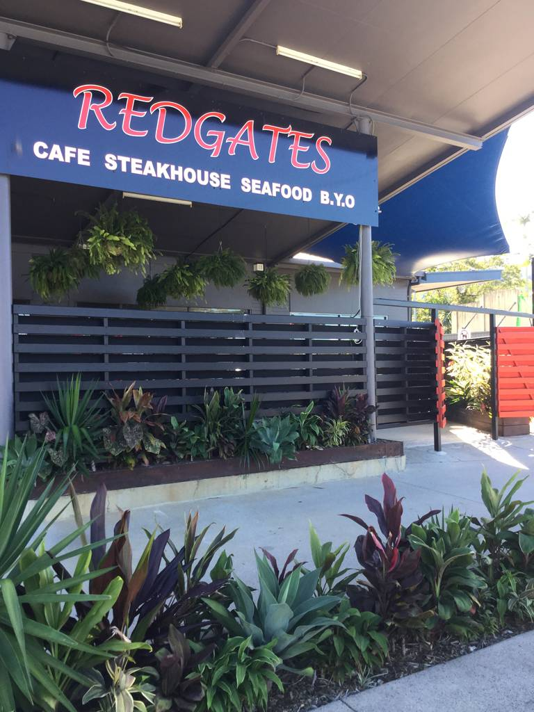 Redgates Caf Steakhouse Seafood - Pubs and Clubs