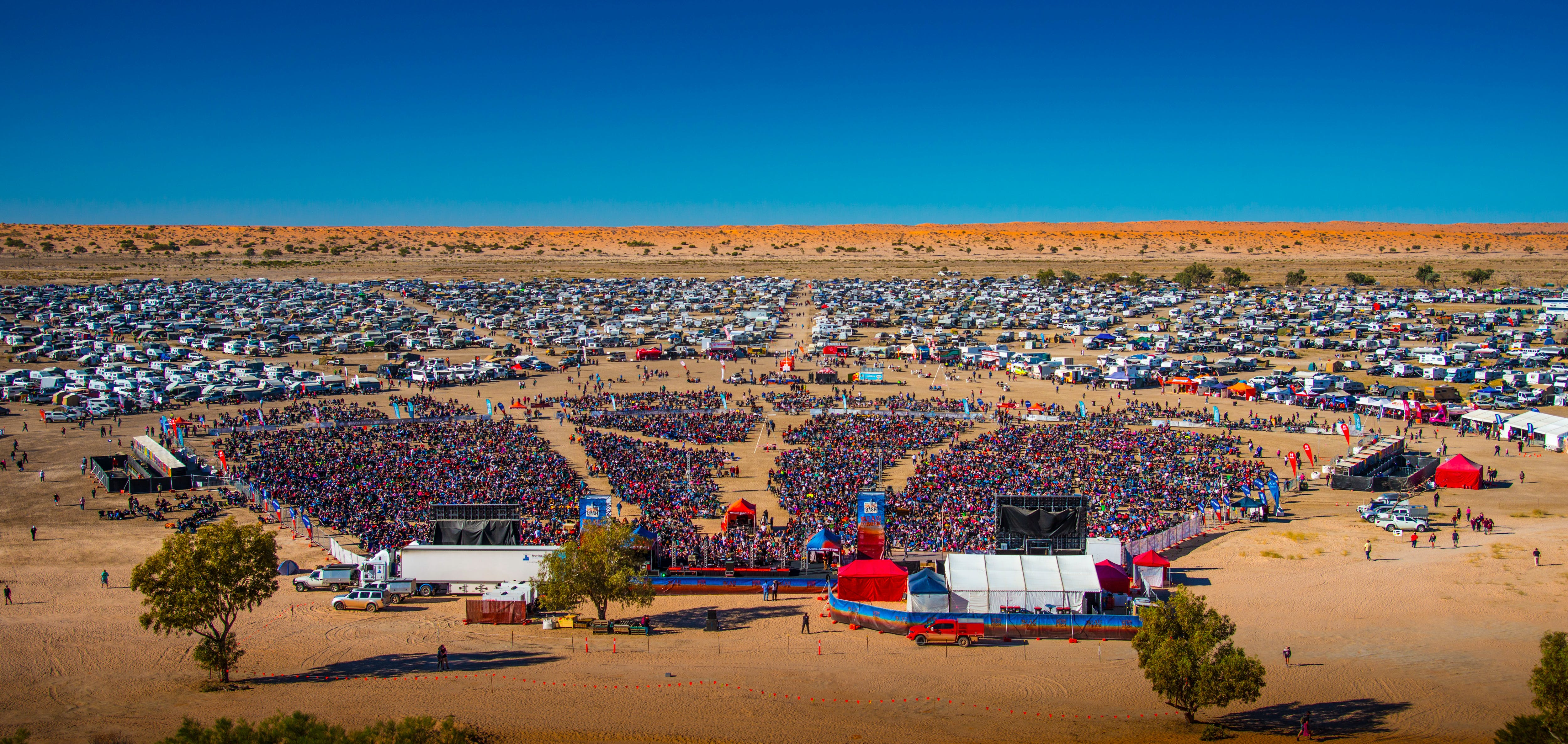 Birdsville Big Red Bash - Pubs and Clubs