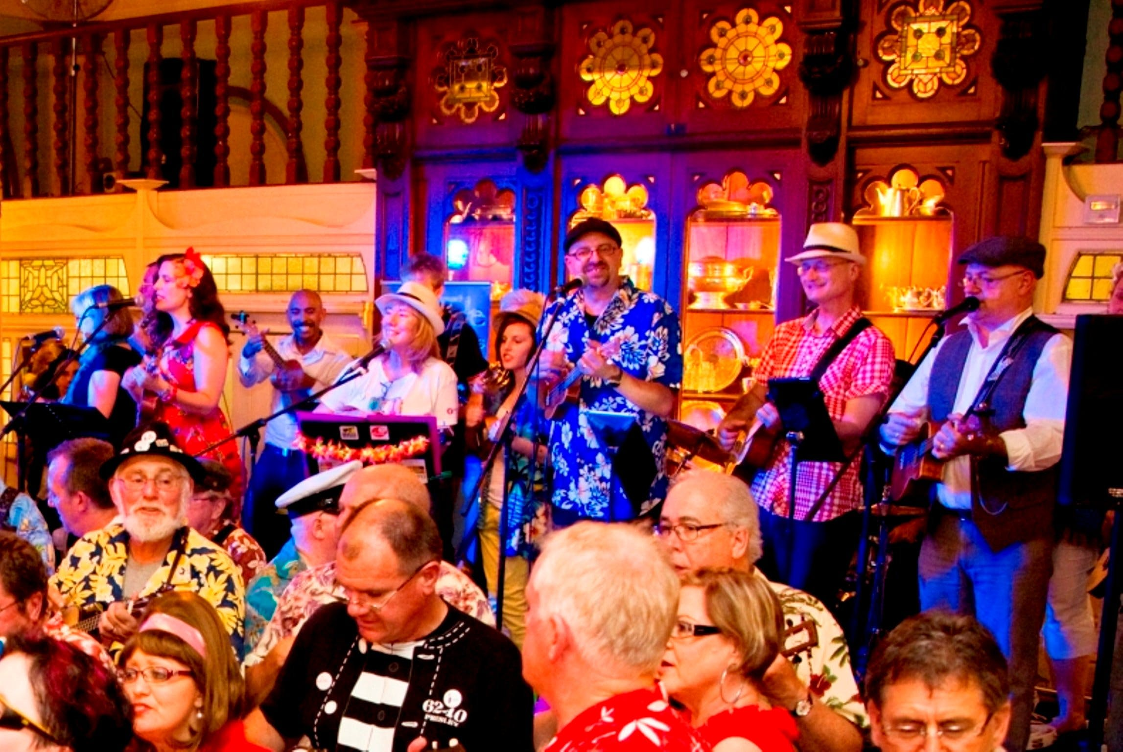Blue Mountains Ukulele Festival - Pubs and Clubs