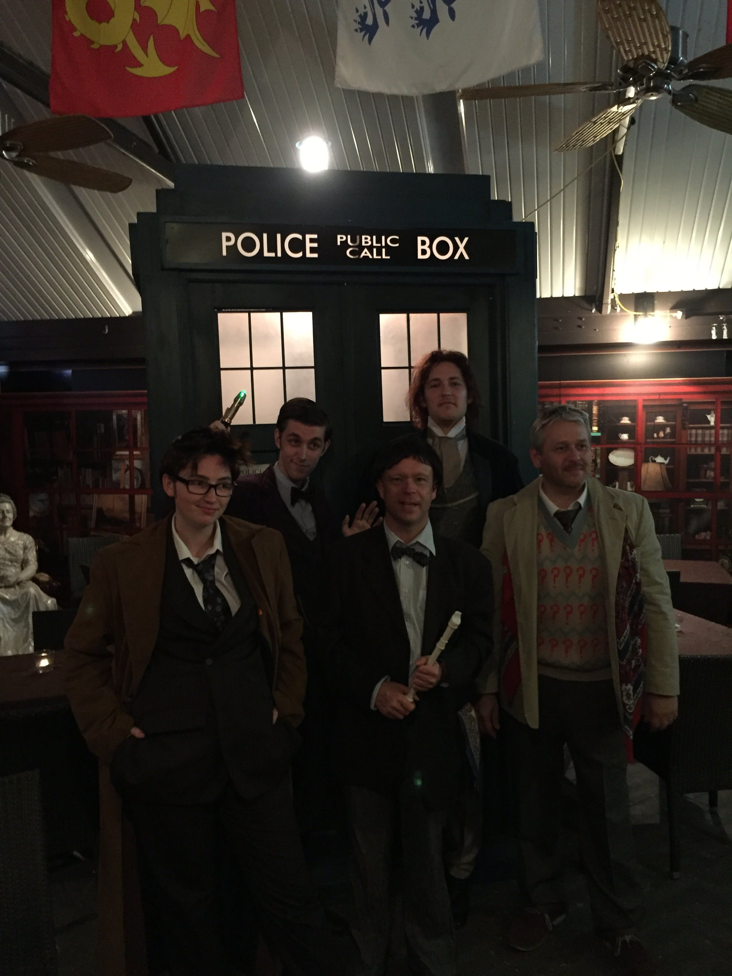 Dr Who Quiz Night - Pubs and Clubs