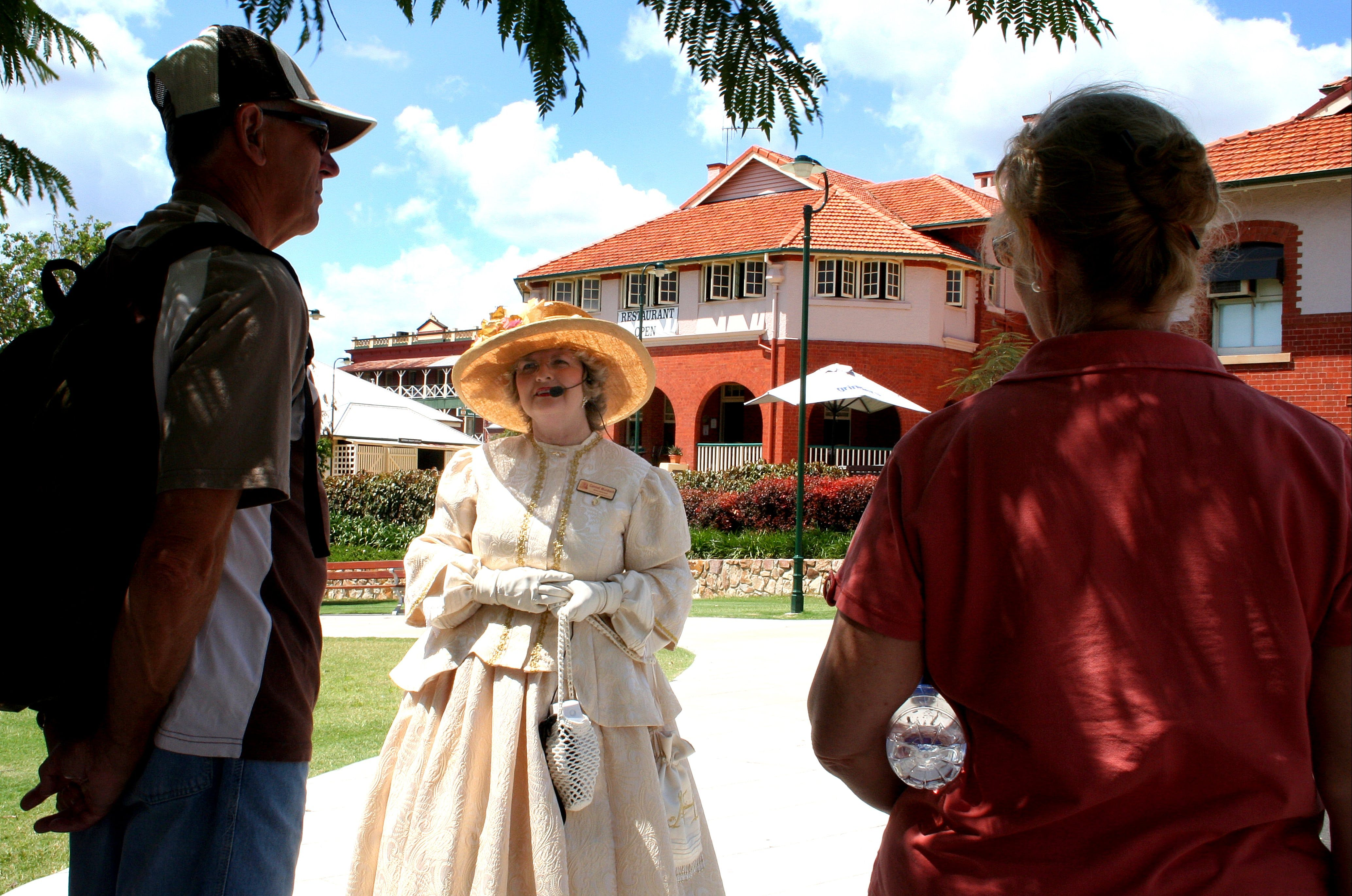 Free Guided Maryborough Heritage Walk Tour - Pubs and Clubs