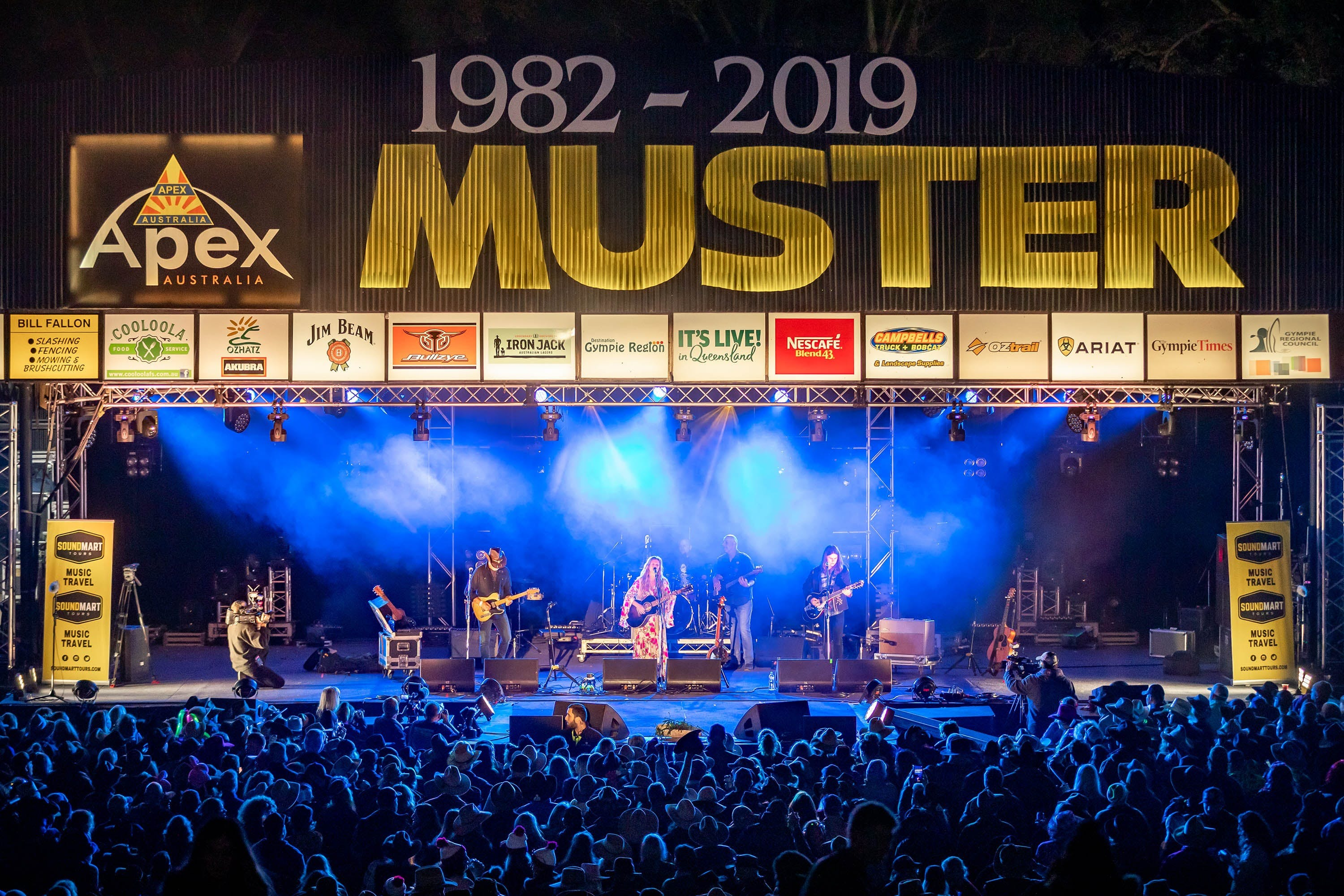 Gympie Music Muster - Pubs and Clubs