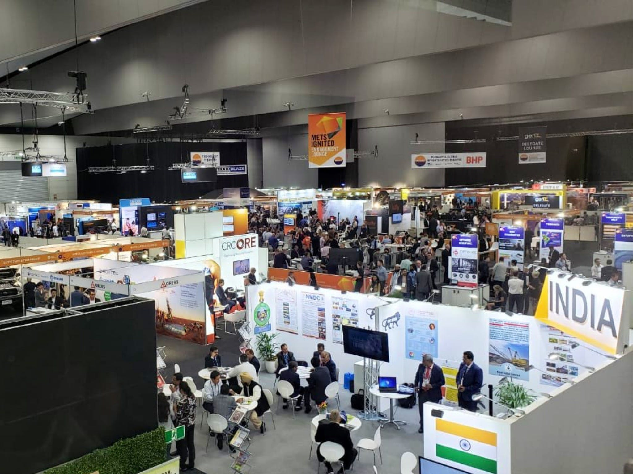 International Mining and Resources Conference IMARC - Pubs and Clubs