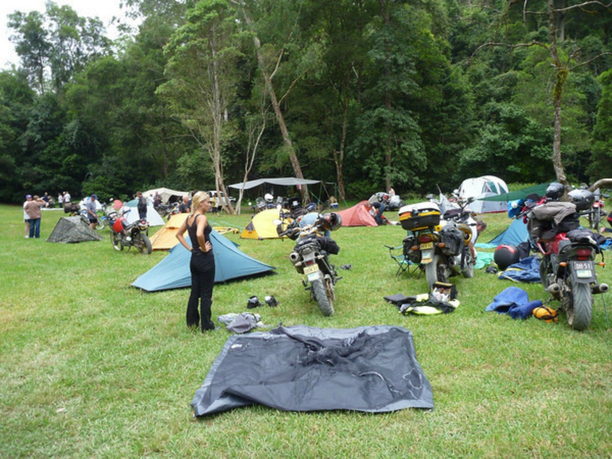 Karuah River Motorcycle Rally - Pubs and Clubs