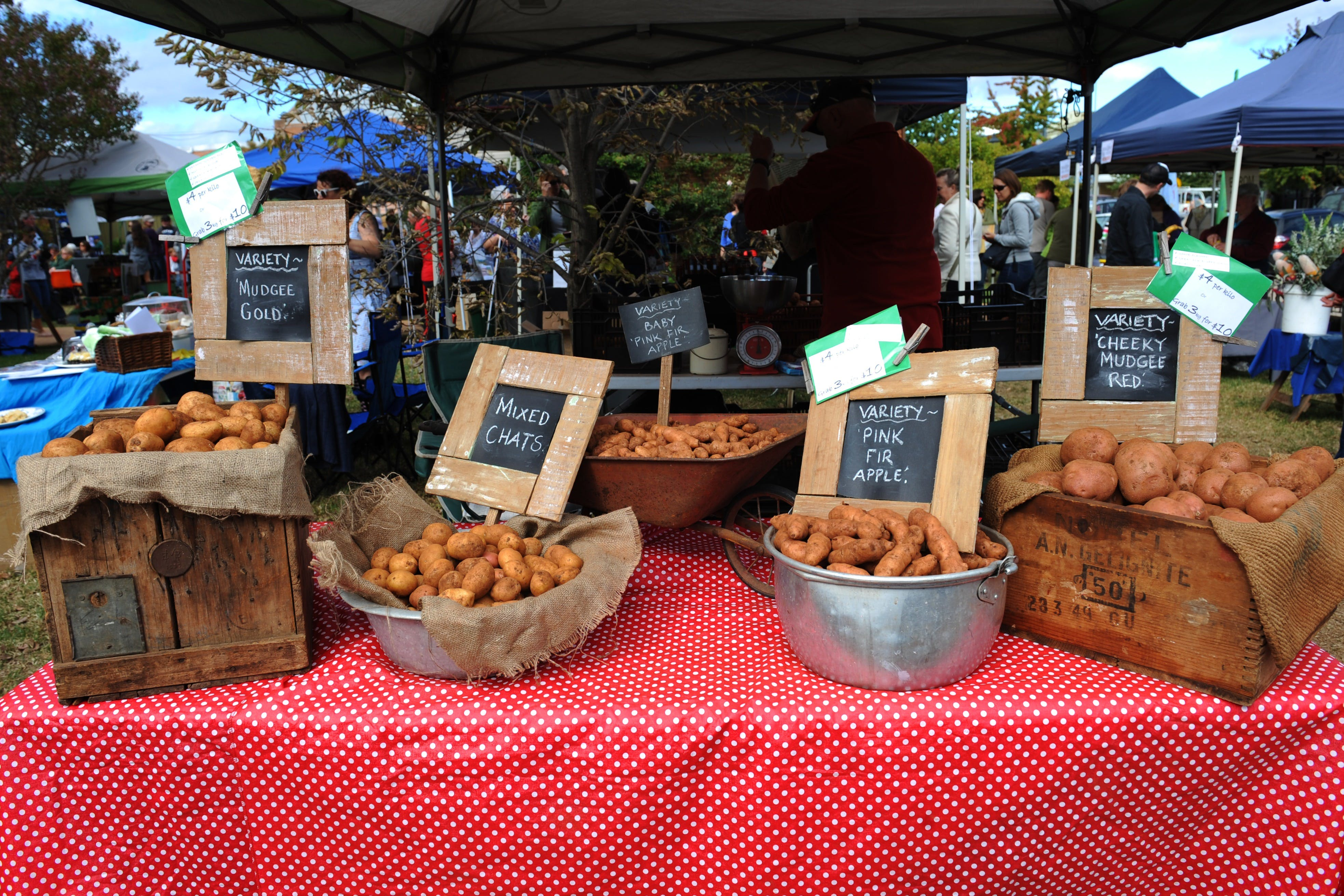 Lawson Park Markets - Pubs and Clubs