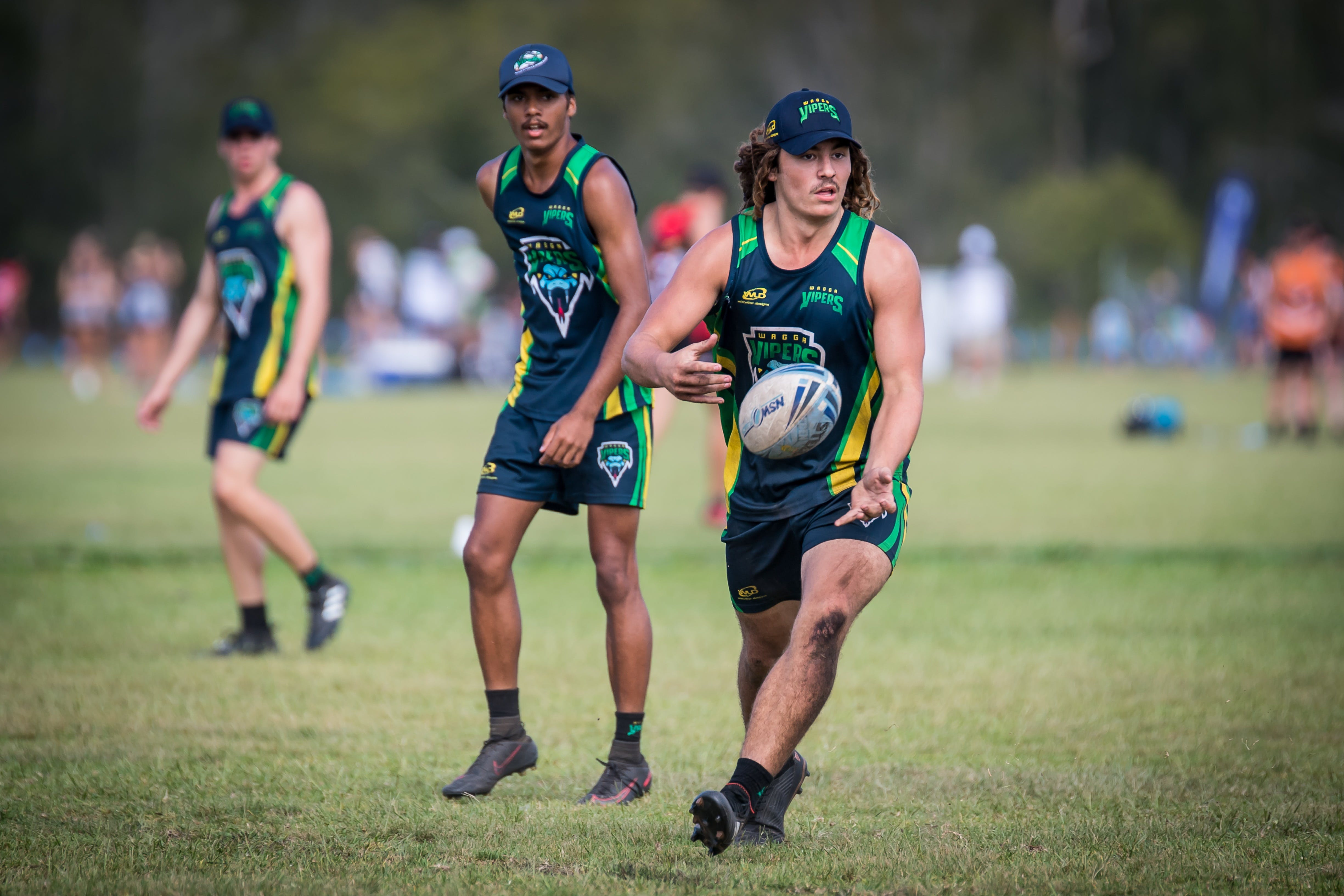 NSW Touch Junior State Cup Southern Conference - Pubs and Clubs
