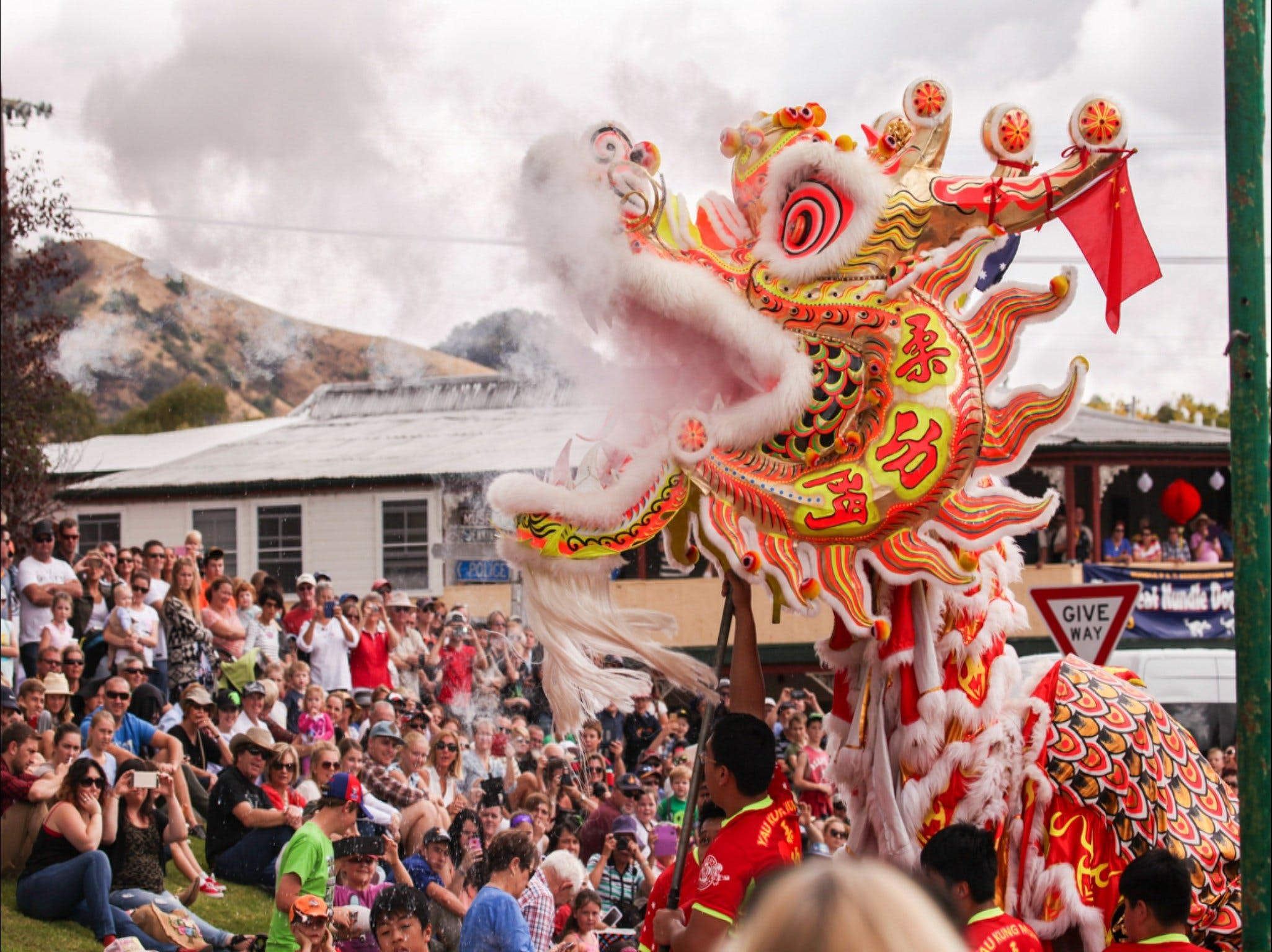 Nundle Go For Gold Chinese Easter Festival - Pubs and Clubs