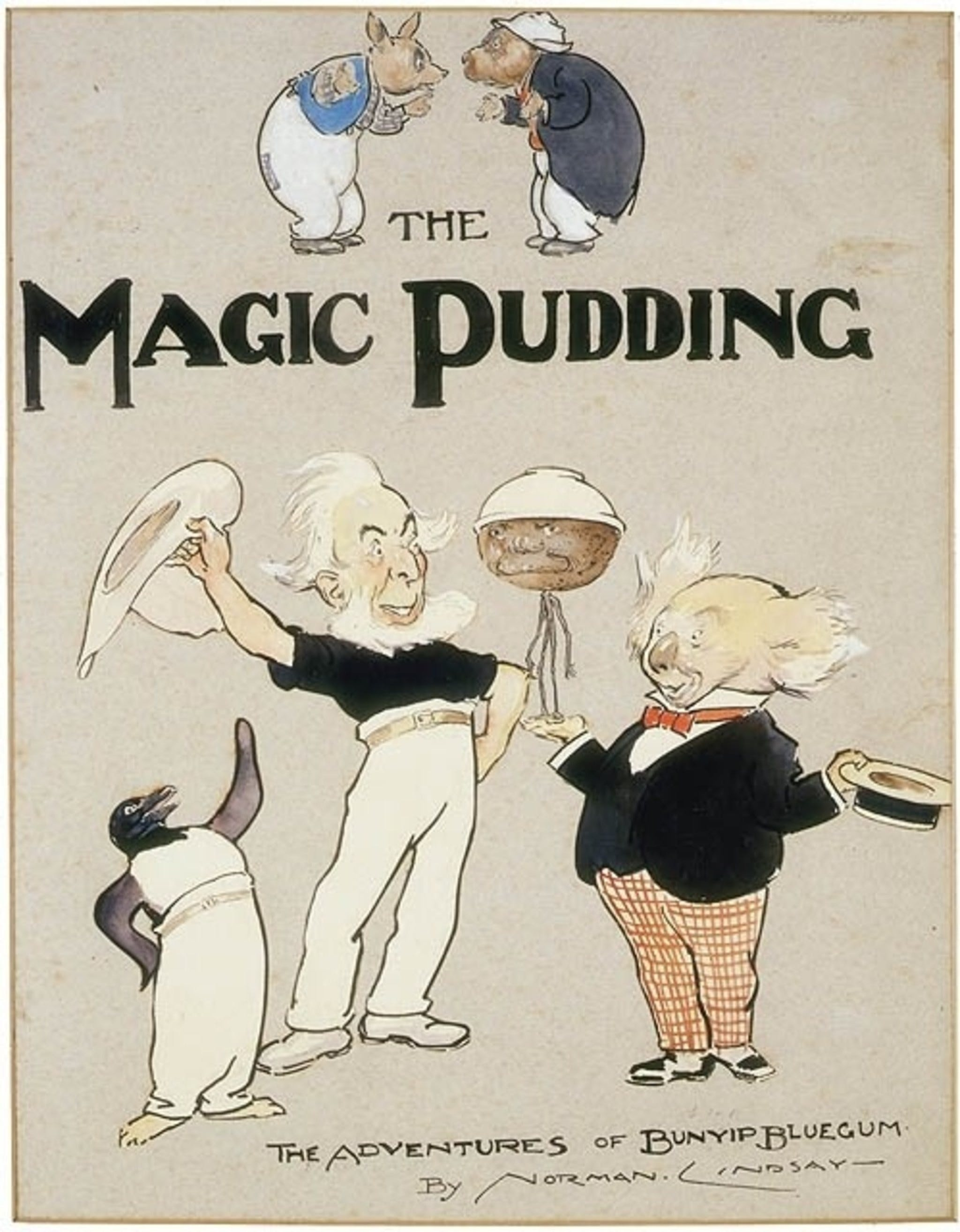 Puddin' Day at Norman Lindsay Gallery - Pubs and Clubs