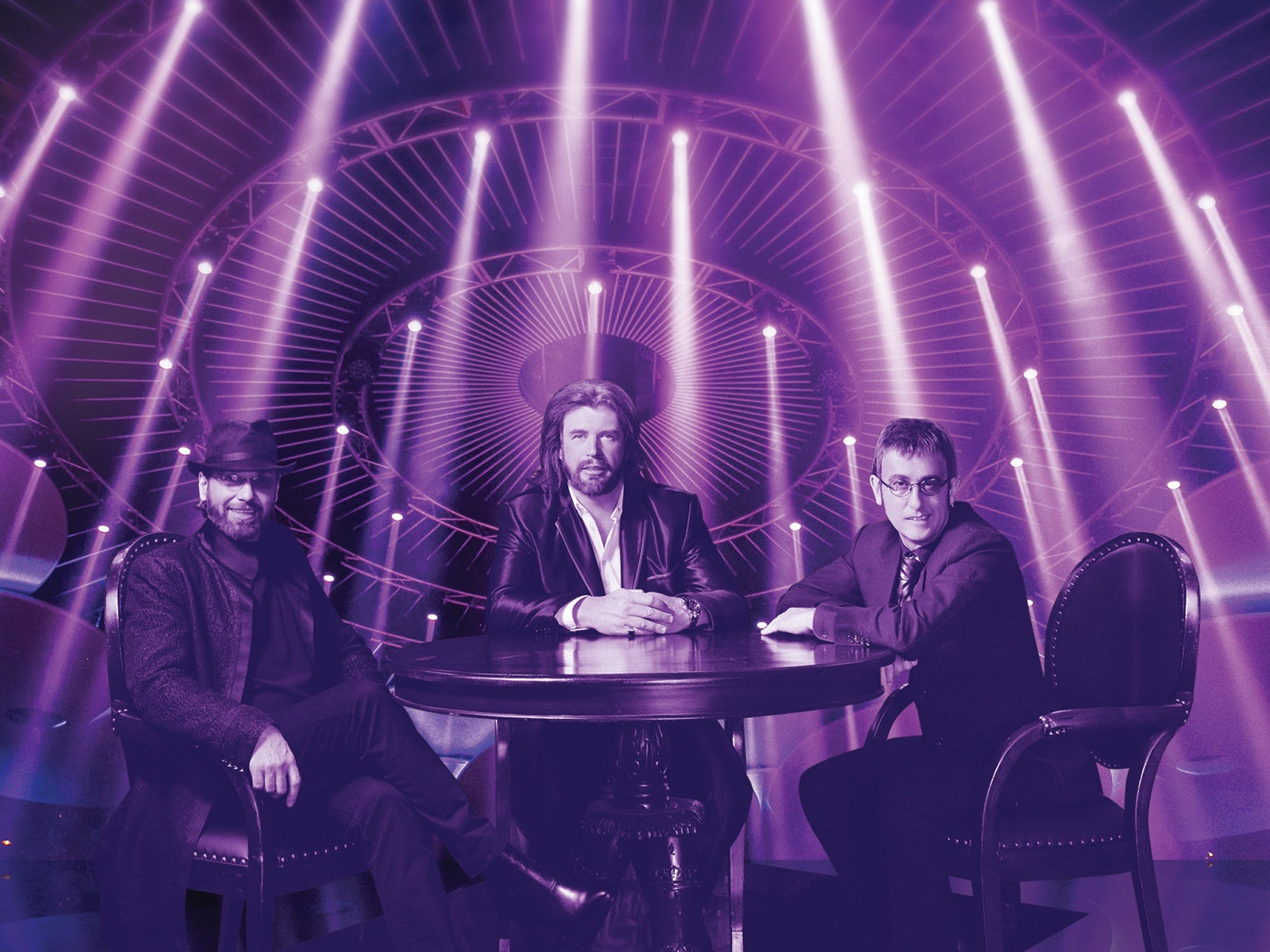 The Australian Bee Gees Show - 25th Anniversary Tour - Bathurst - Pubs and Clubs