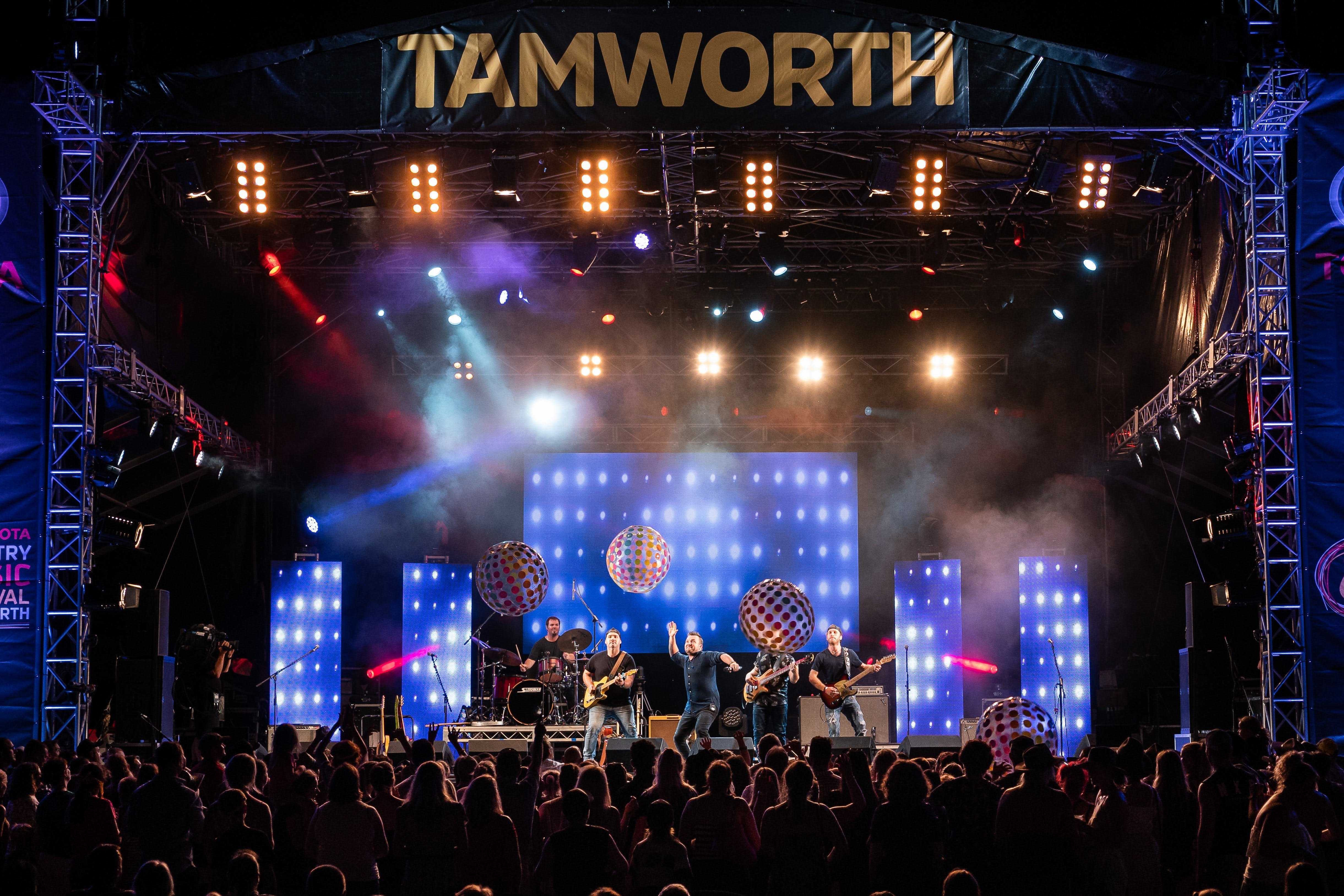 Toyota Country Music Festival Tamworth - Pubs and Clubs