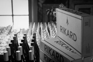 Vin Vertical - Five Years of RIKARD Pinot Noir - Pubs and Clubs