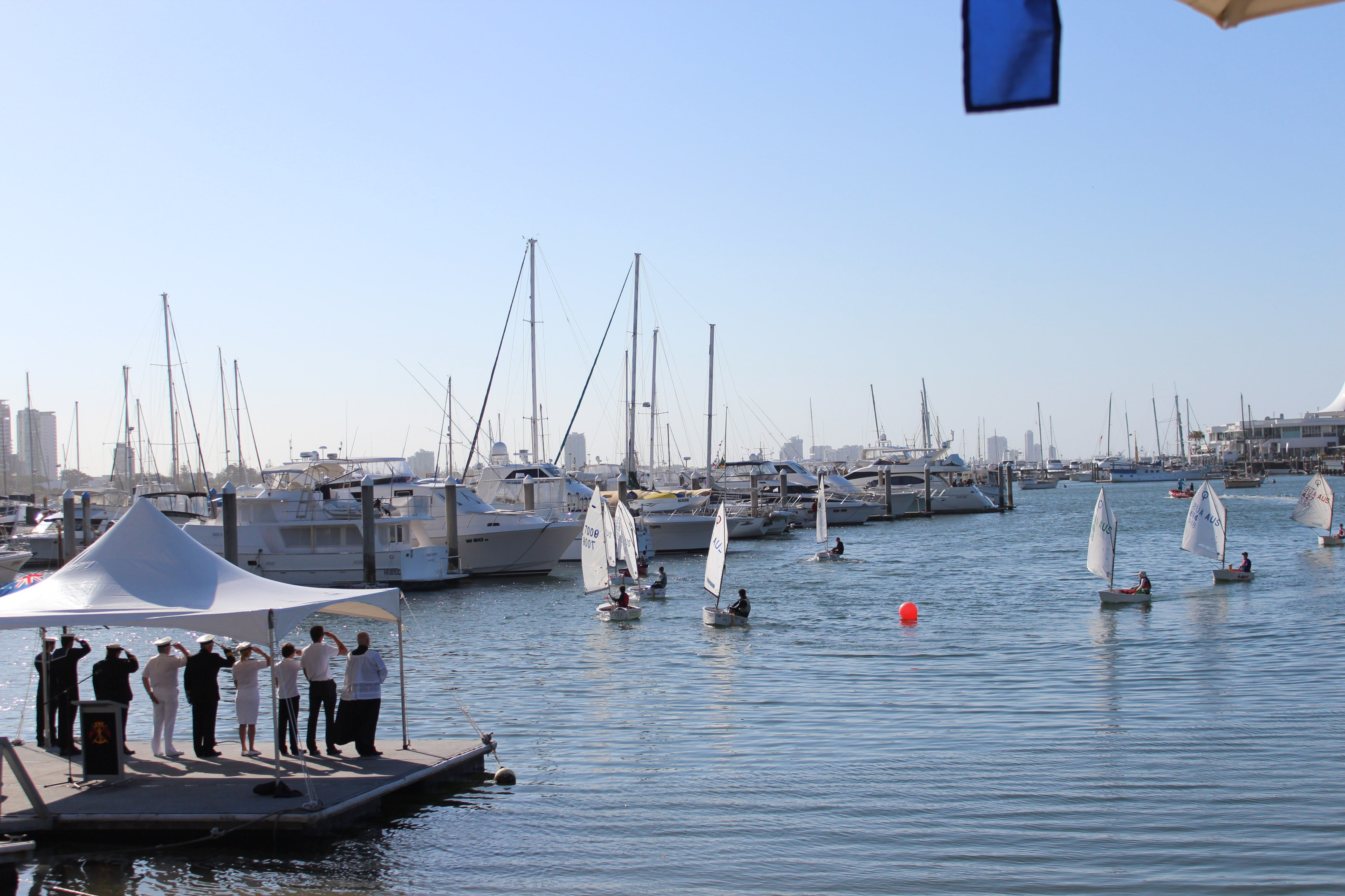 73rd Sail Past and Blessing of the Fleet - Pubs and Clubs