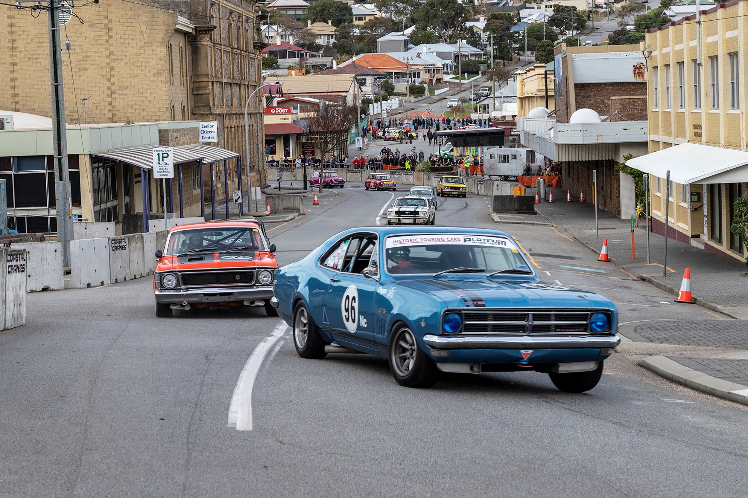 Albany Classic Motor Event - Around the Houses - Pubs and Clubs