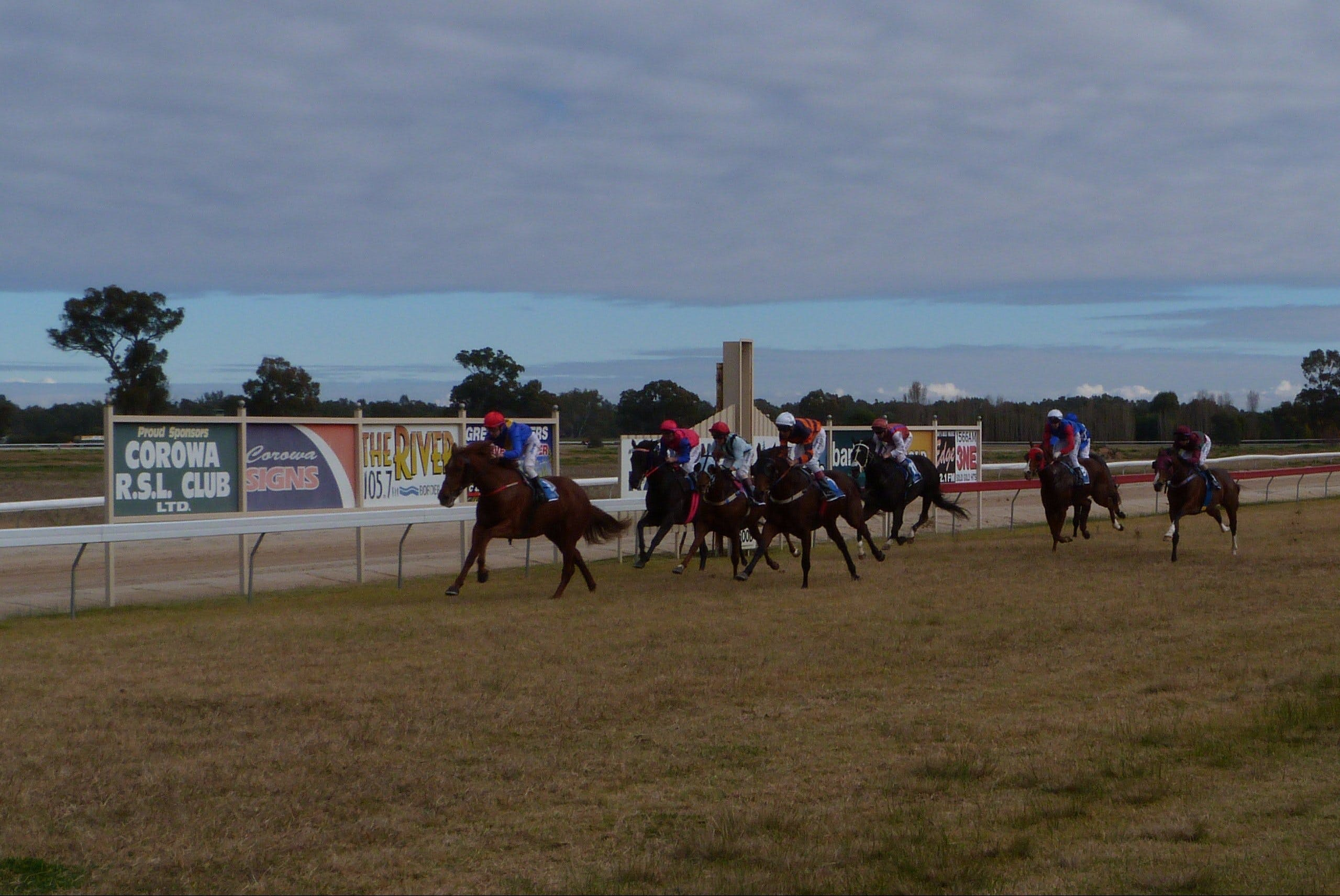 Corowa Horseraces - Pubs and Clubs