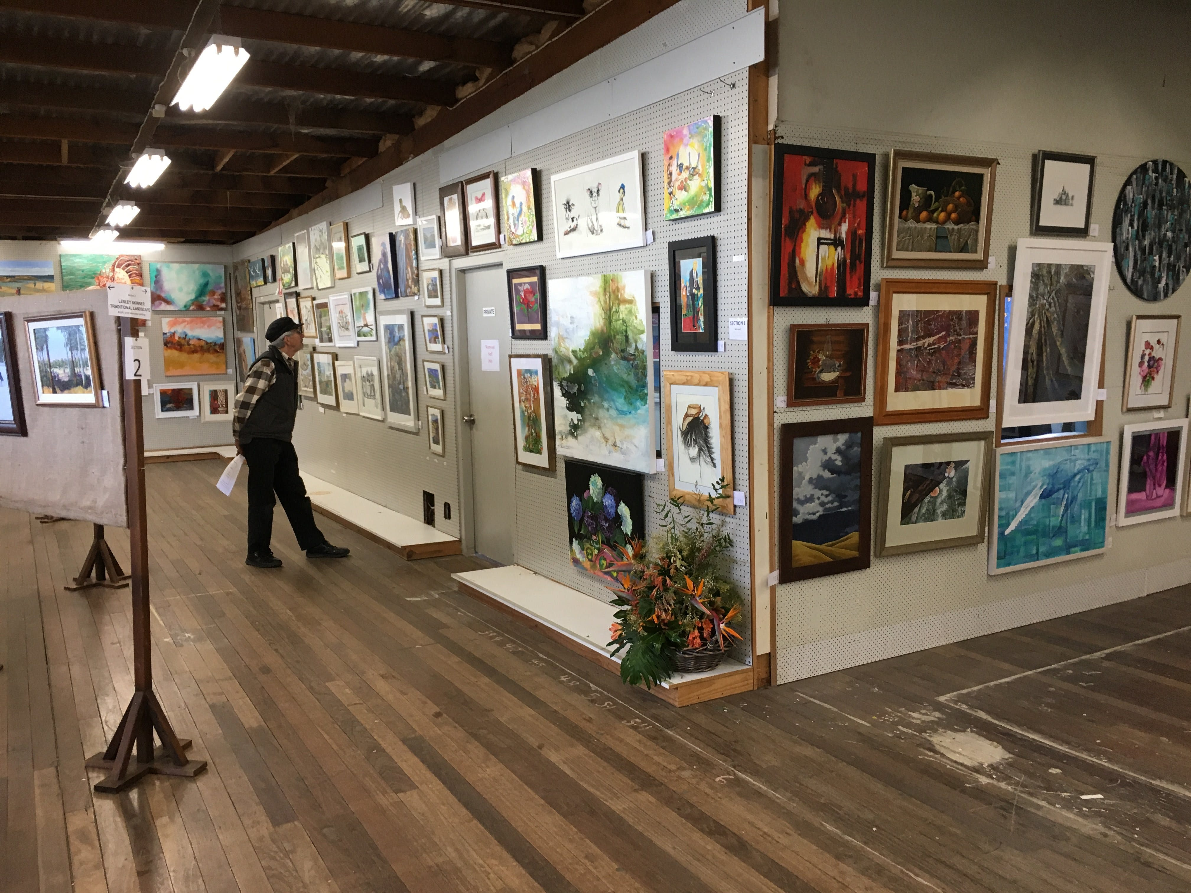 Dungog Arts Society Annual Exhibition - Pubs and Clubs