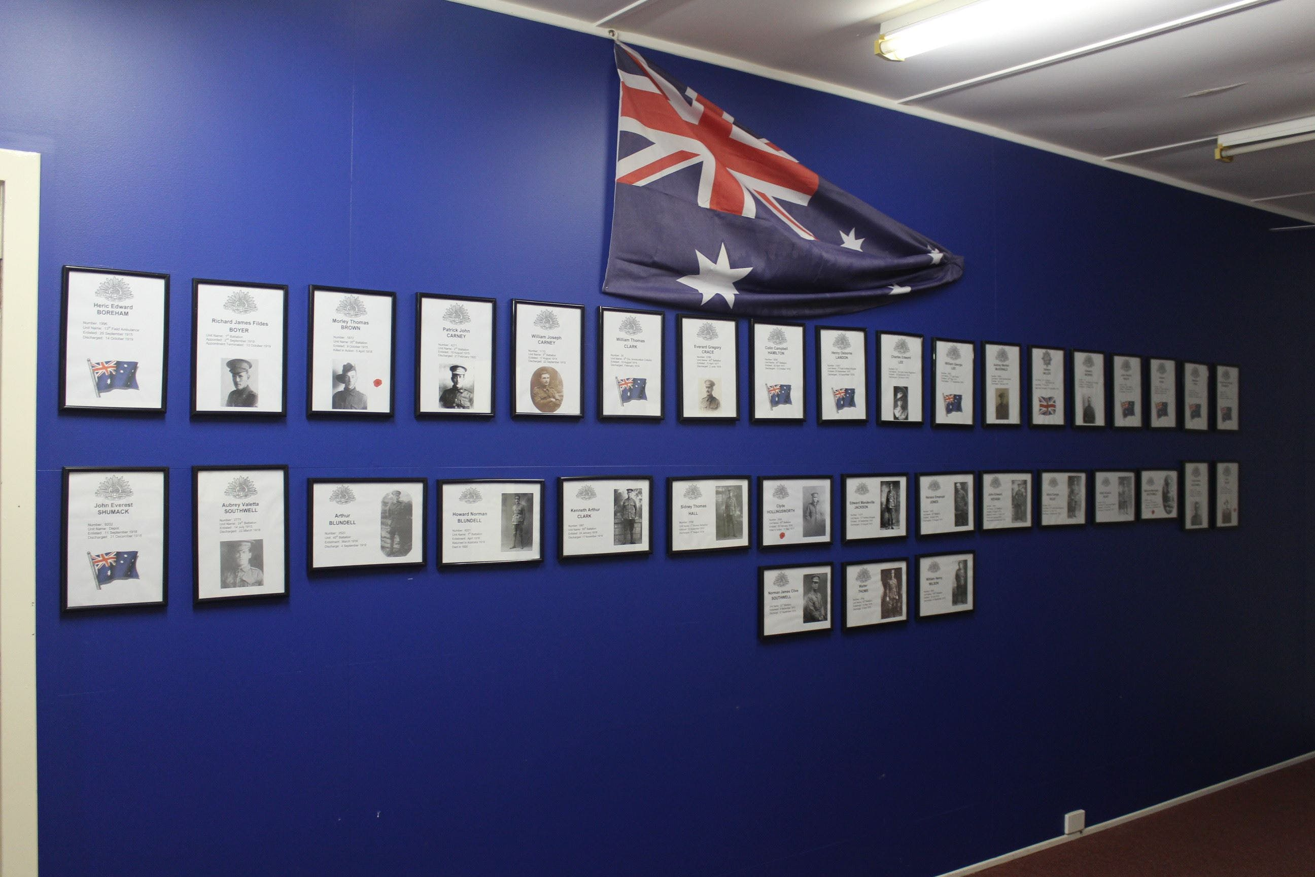 Hall WW1 Commemorative Exhibition - Pubs and Clubs