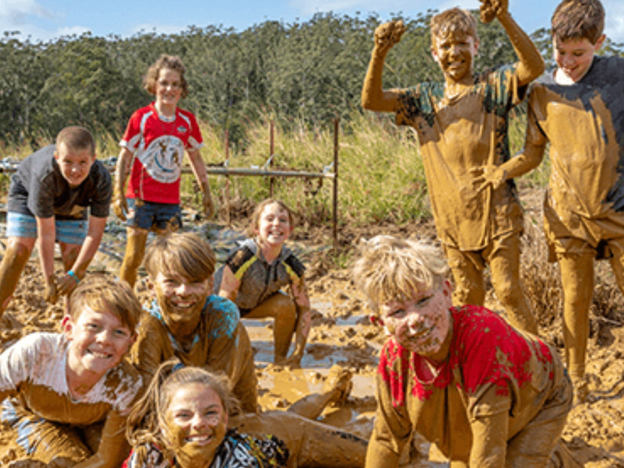 Mini Muddies Obstacle Challenge at Bunnamagoo Estate - Pubs and Clubs