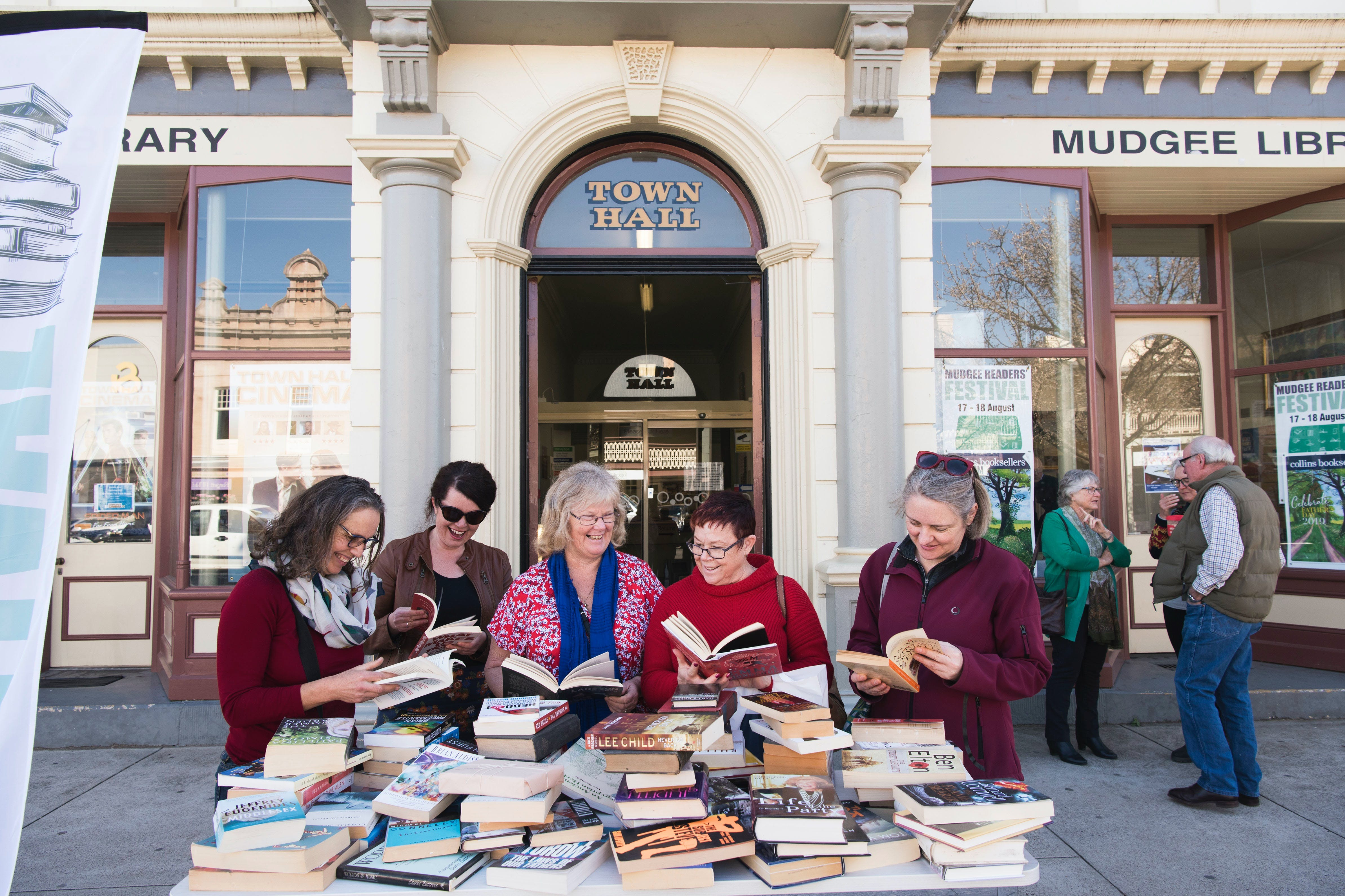 Mudgee Readers' Festival - Pubs and Clubs