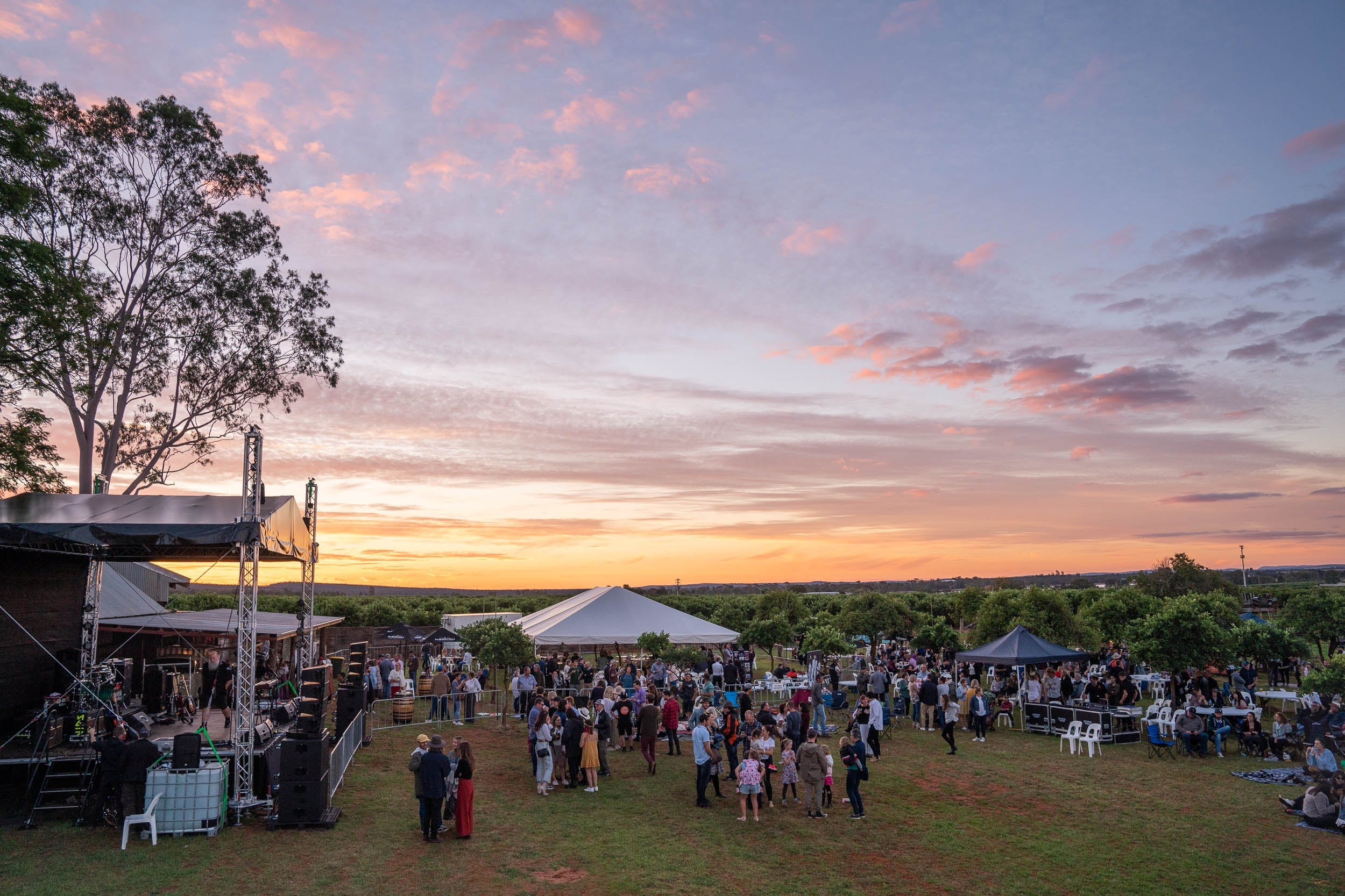 Owen Toyota Murrumbidgee Music Festival - Pubs and Clubs
