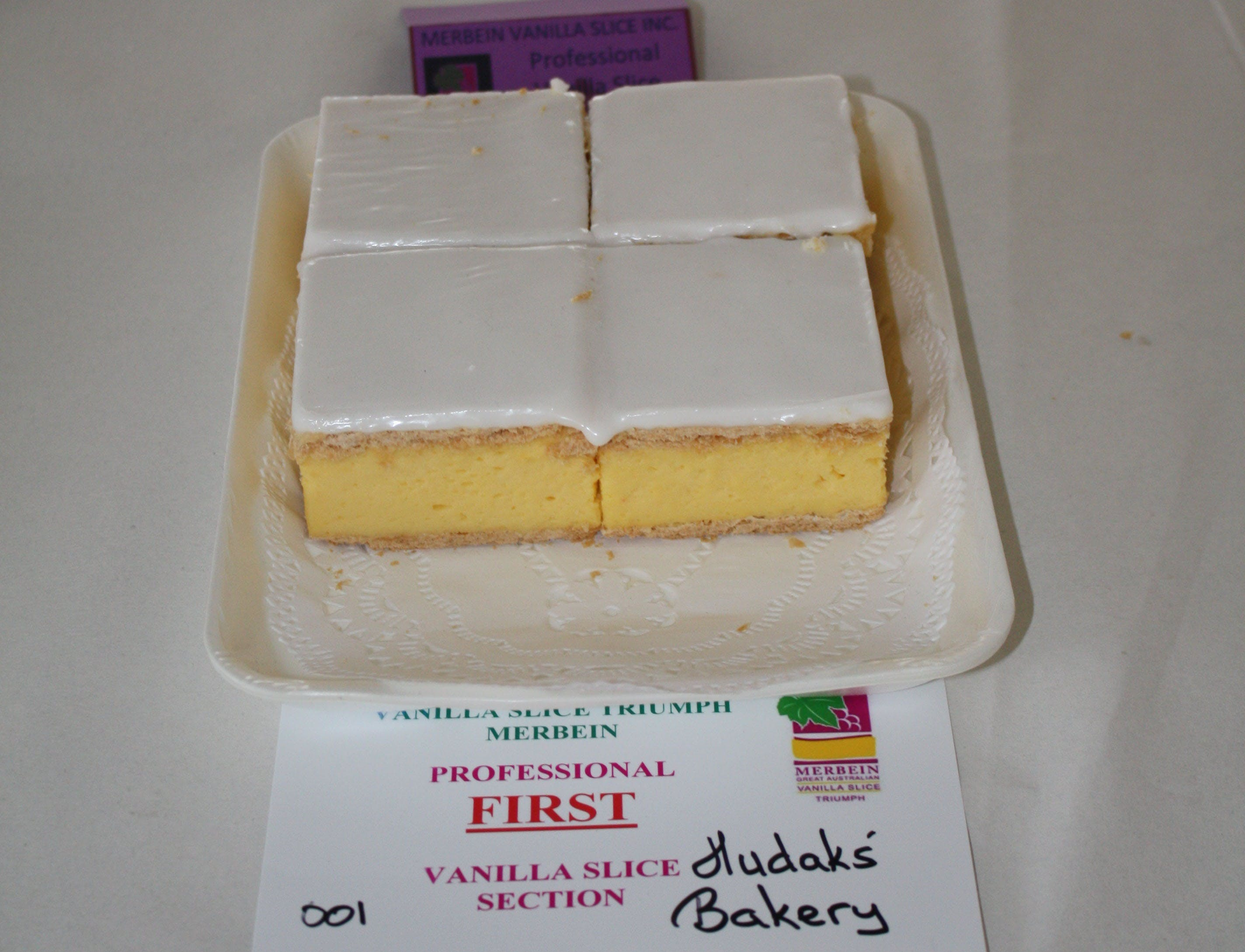 The Great Australian Vanilla Slice Triumph - Pubs and Clubs