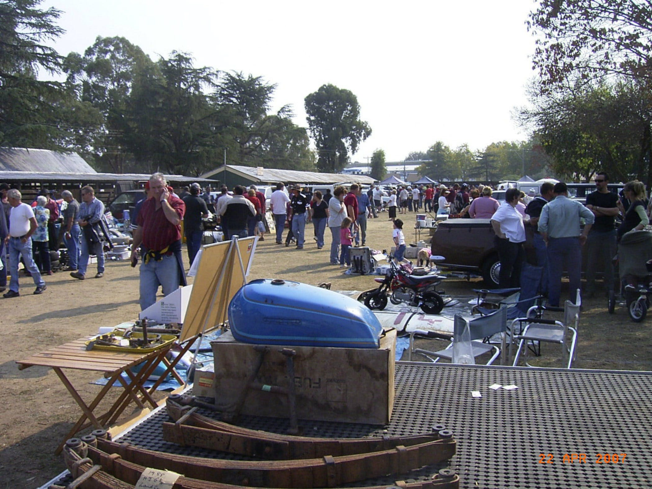 Wangaratta Swap Meet and Collectables Market - Pubs and Clubs