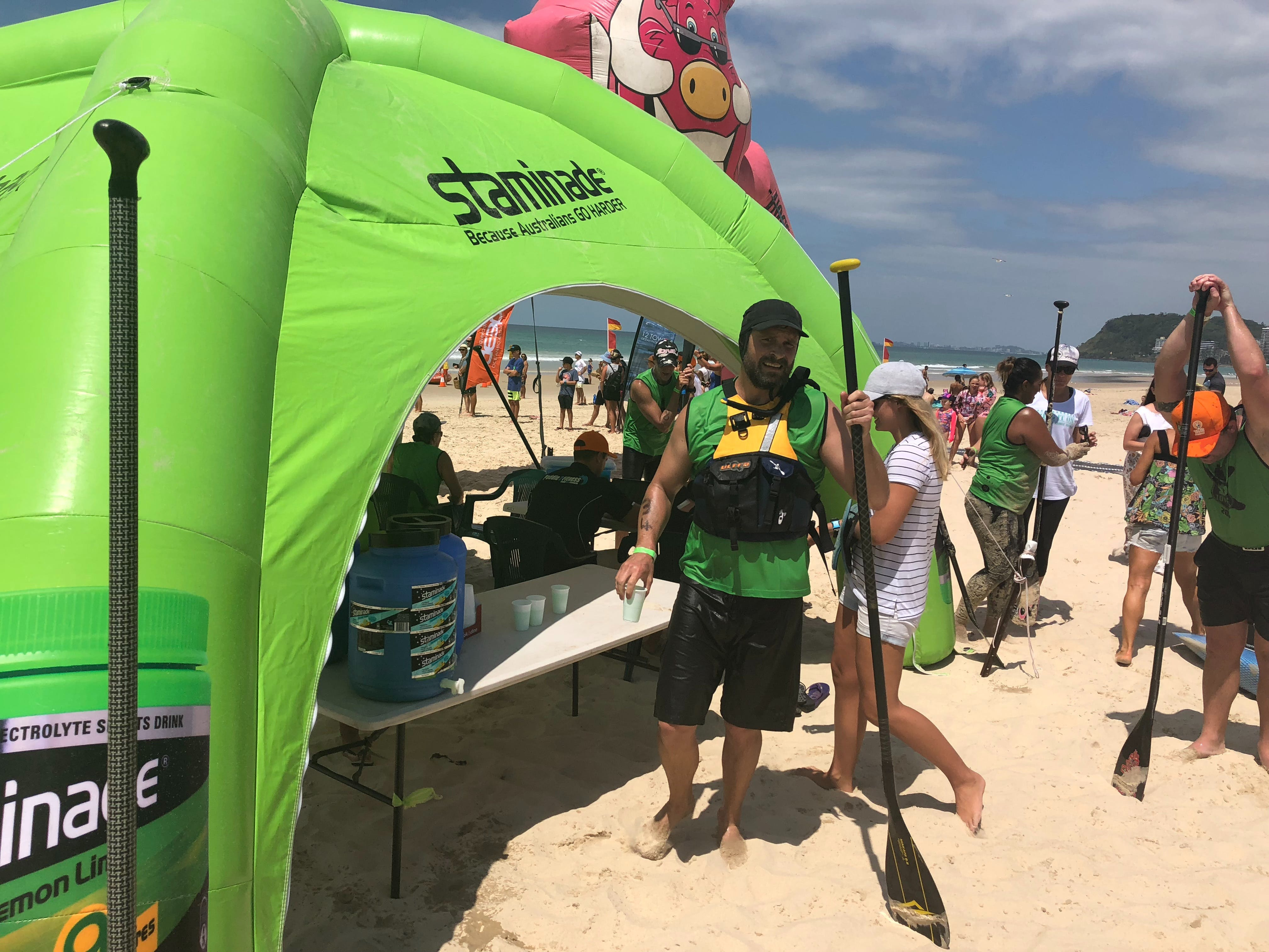 12 Towers Ocean Paddle Race 2021 - Pubs and Clubs