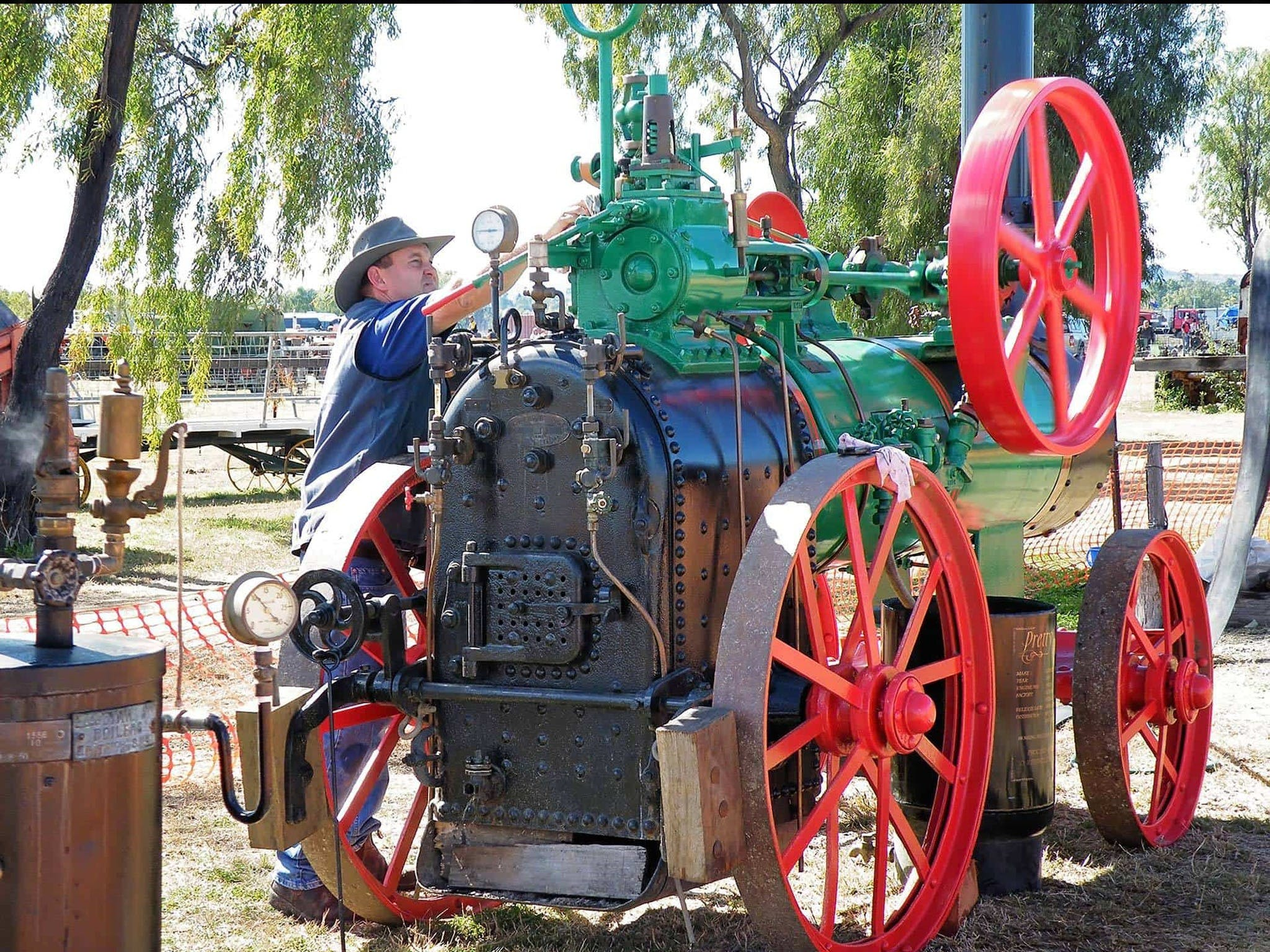 9th Biennial Queensland Heritage Rally - Pubs and Clubs