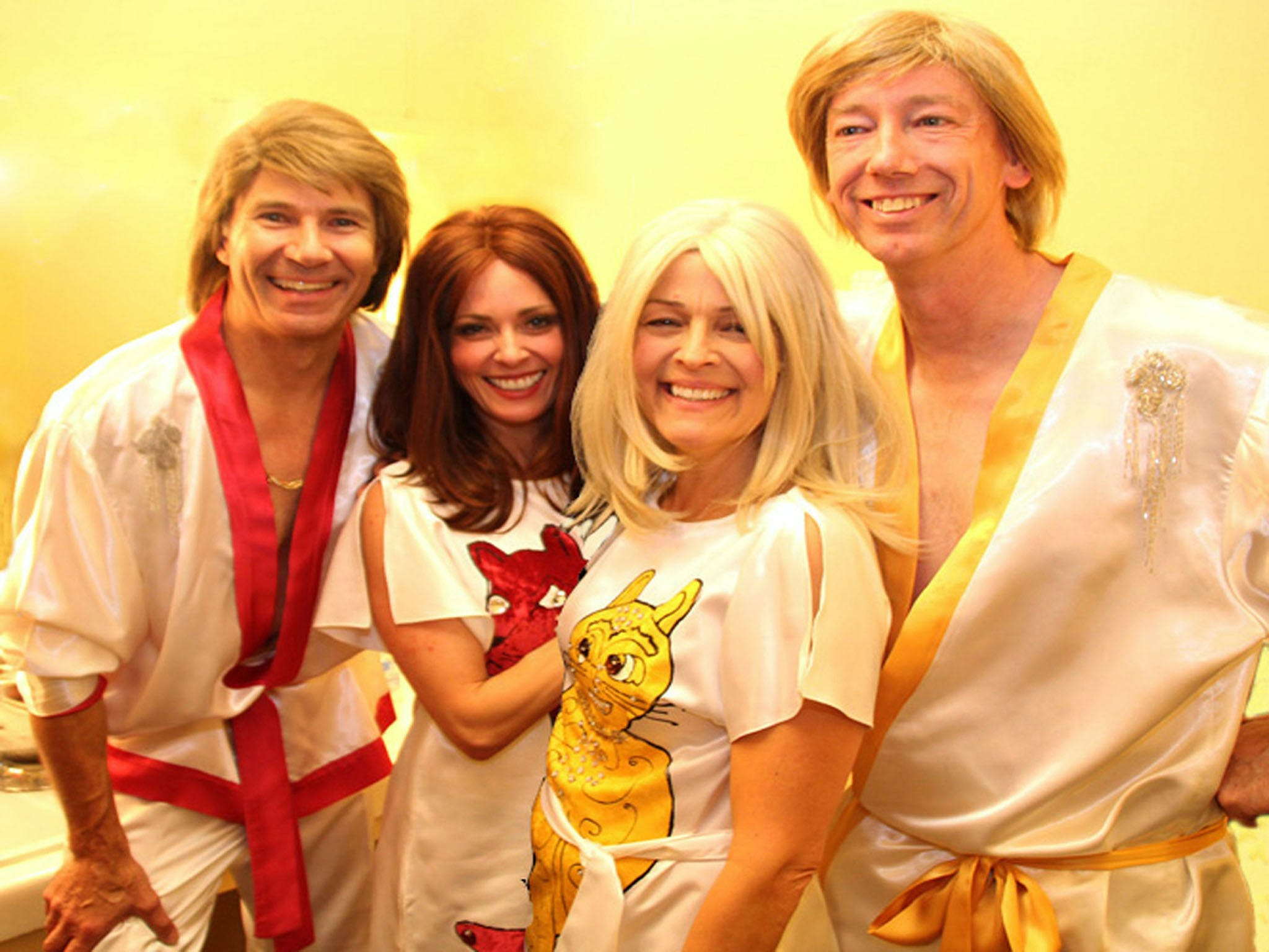 ABBA Gold Tribute Show - Pubs and Clubs