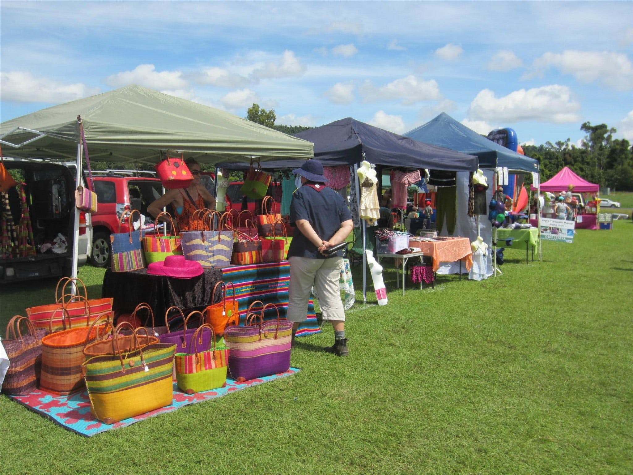 Anglican Church Market Day - Pubs and Clubs